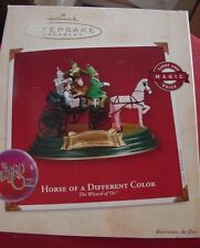 Hallmark 2002 Horse Of A Different Color The Wizard of Oz