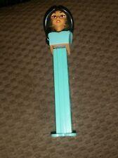 Jasmine Disney Princess Aladdin Made in China Pez Dispenser Figure Used