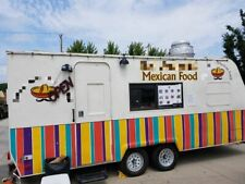 Used Thor Multi-Functional Food Concession Trailer in Great Working Condition fo