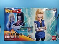 figurine model kit bandai rise dragon ball Z android # 18
