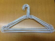 X500 WIRE NOTCHED WHITE HANGERS