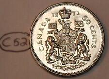 Canada 1973 50 cents - Canadian Half Dollar Lot #C52
