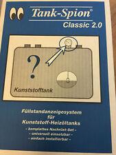 TANK SPION 2.0 im Montagekomplettset Füllstandanzeigesystem Tankinhaltsanzeiger