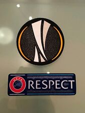 Patch toppa calcio europa league respect champions