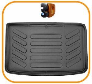 Trimak passgenaue Kofferraumwanne kompatibel mit Renault CAPTUR 1.Gen 2013-2019