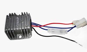 Laderegler Regulator Lichtmaschine Regler 12V zu Dieselmotor Rotek Yanmar