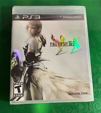 Final Fantasy Xiii-2 (Sony Playstation 3, 2012) Ps3 - Brand New Sealed
