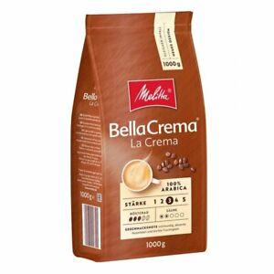 Melitta Bella Crema la Crema coffe beans 1 kg