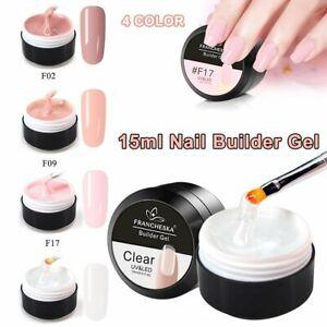 Extension Builder Nail Gel Quick UV Soak Off Hard Mineral LED Sock Off Poly AU