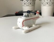 Harold The Helicopter Thomas & Friends Wooden Railway Trains Tomy White Toy Used