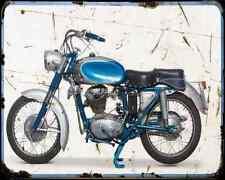 Ducati 175 Americano  1 A4 Photo Print Motorbike Vintage Aged