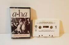 Hunting High and Low by a-ha (Cassette, Jun-1985, Warner Bros.)