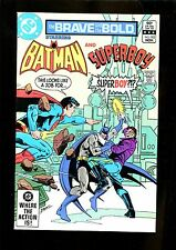 BRAVE AND THE BOLD 192 (9.2) BATMAN SUPERBOY DC (b049)
