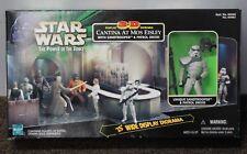 "Mos Eisley Cantina 3D Diorama 25"" Star Wars Action Figure Display Potf 84063 New"