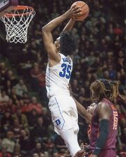 MARVIN BAGLEY DUKE BLUE DEVILS BASKETBALL  8X10 SPORTS PHOTO (LL)