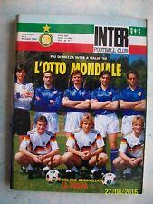 INTER FOOTBALL CLUB=N°5/1990=BERTI+MAZZOLA+MALGIOGLIO+NAZIONALE+TAGNIN+...