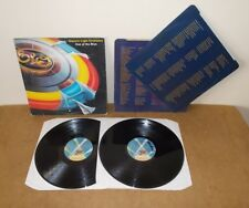 ELECTRIC LIGHT ORCHESTRA elo : OUT OF THE BLUE - DOUBLE LP UK 1977 gatefold