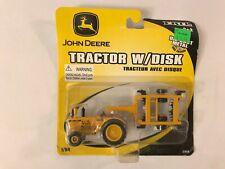 Ertl John Deere Tractor HO Scale in Die Cast Metal NIP 2005 37014 Edition 1/64