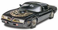 Revell Smokey and the Bandit 1977 Pontiac Firebird 1:25 scale model car kit 4027