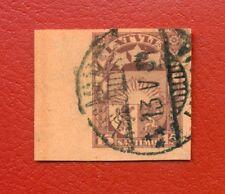 LATVIA LETTLAND 15 san. 1923-25s ARCHIVE PROOF USED 2341