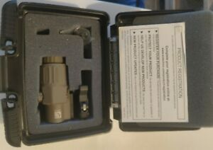 Viseur eotech G33 Magnifier X3 TAN