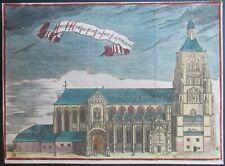 1785 EGLISE NOTRE DAME TONGRES Onze-Lieve-Vrouwebasiliek Harrewijn Belgique