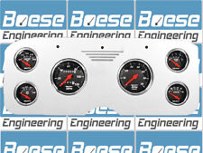 55 56 57 58 59 GMC Truck Billet Aluminum Gauge Panel Dash Insert Instrument