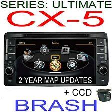 MAZDA 2012+ CX-5 RADIO OZI GPS DVD NAVIGATION B/TOOTH AM/FM  BOSE COMPAT +CAMERA