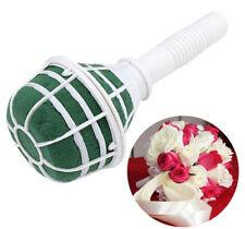 6 x Dired Flower Bouquet Holder Bridal Floral Foam Wedding Flower Holder