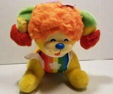 Vintage Rainbow Brite Puppy Brite Dog 1983 Hallmark 80s Bright
