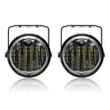 Ford LED Nebelscheinwerfer Tagfahrlicht rund 70mm Xenon weiß+RL+E