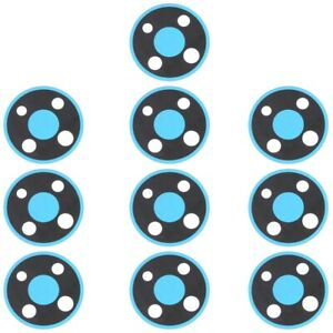 10 PCS Back Camera Lens Cover Replacement For Nokia 3.4 TA-1288 TA-1285 BLUE