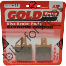 Brake Pads Goldfren Rear Ducati 748 R 2002