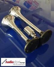 Auto LKW Air Horn Fanfare Train Horn 149 db Hupe Signalhorn 12V + Magnetventil
