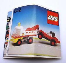 Trou ROUGE 3149c01 724 654 642 k452 LEGO ® SYSTEM 6 x charnière 2x5 âge type petites