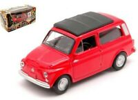 Model Car Fiat Giardiniera Scale 1/43 diecast vehicles road vintage