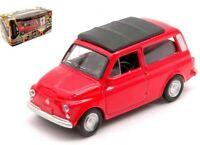 Coche Auto Fiat Giardiniera Escala 1/43 diecast miniaturas automodelismo Época