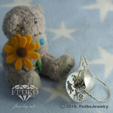 Decorative Sterling Silver Pacifier gift