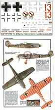 "Peddinghaus 1/48 Fw 190 D-9 ""Red 13"" Klaus Faber JV 44 Die Wurger-Staffel 1175"