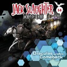 """JACK SLAUGHTER-TOCHTER DES LICHTS """"DRACULAS..."""" CD NEU"""