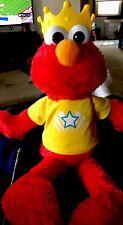 Playskool Sesame Street Let's Imagine Elmo The Musical Talking Plush Toy Doll