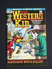 Western Kid #2  1972  VF-   High Grade Marvel Comic
