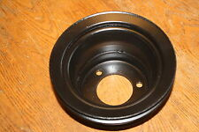 1969 SHELBY GT350 & FORD MUSTANG 351W LOWER CRANK PULLEY FOR AIRCONDITIONING