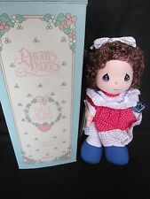 New Precious Moments Applause Dolls of the Month July Julie 18246 Fourth Ed 1993