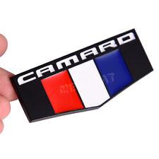 Black 3D Chevrolet Camaro RS SS ZL1 Z/28 Body LH/RH Fender Rear Emblem Nameplate