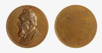 s1167_40) Camillo Boito (1836-1914) Medaglia 1909 Opus: Johnson MI  AE Ø 67