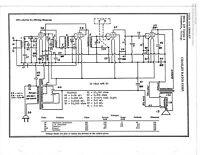 "Riders Tube Radio Schematic * Single Schematic Printing Service 13"" x 19"" Prints"