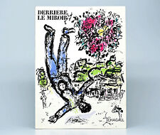 Derriere le Miroir No. 147 - Chagall - First Edition - 1964