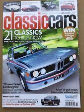 Classic Cars Magazine - October 2007 - BMW 3.0CSL MGF Lotus Cortina