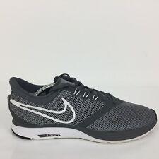 New listing Nike Zoom Strike Grey Textile Run Trainer Sneaker AJ0189-002 Men UK 9 Eur 44